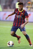 Neymar Kunstdrucke