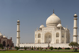 Taj Mahal, Agra, India Photographic Print by Brent Bergherm