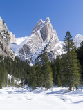 Alpen Landscape, South Tyrol, Austria Photographic Print by Martin Zwick