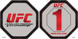 UFC Round Card - Double Sided Foam Core Cardboard Cutouts