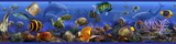Under the Sea Peel & Stick Border Wall Decal Wall Decal