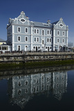 Old Port Captain's Building, Waterfront, Cape Town, South Africa Photographic Print by David Wall