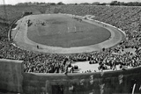 Kezar Stadium San Francisco Archival Sports Poster Photo
