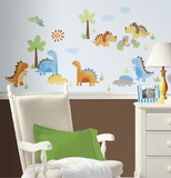Babysaurus Peel & Stick Wall Decal Wall Decal