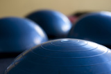 Still Life of Gym Exercise Ball Photographic Print by Matt Freedman