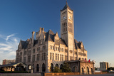 Union Station Hotel, Nashville, Tennessee, USA Photographic Print by Brian Jannsen