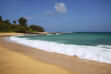 Scenic of Secret Beach, Kauai, Hawaii, USA Photographic Print by  Jaynes Gallery