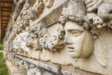 Stone Sculptures in Aphrodisias, Aydin, Turkey Photographic Print by Ali Kabas