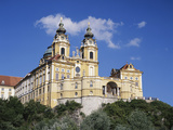 Melk Abbey, Austria Photographic Print by Walter Bibikow