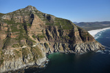 Aerial View of Chapman's Peak Drive, Cape Town, South Africa Photographic Print by David Wall