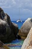 The Baths on Virgin Gorda, British Virgin Islands Fotografisk trykk av Joe Restuccia III