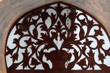 Close-Up of Traditional Carved Door, Stone Town, Zanzibar, Tanzania Photographic Print by Alida Latham