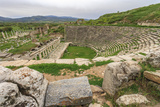 Amphitheater in Aphrodisias, Aydin, Turkey Photographic Print by Ali Kabas