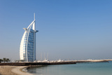 The Burj Al Arab , Dubai, United Arab Emirates Photographic Print by Bill Bachmann