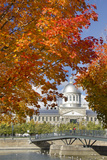 Silver Dome of Bonsecours Market, Montreal, Quebec, Canada Fotodruck von Cindy Miller Hopkins