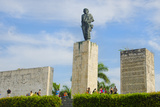 Statue and Gravesite of Che Guevara, Santa Clara, Cuba Photographic Print by Bill Bachmann