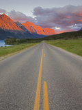Going-To-The-Sun Road, Glacier National Park, Montana, USA Photographic Print by Charles Gurche