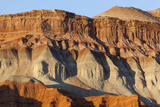 Sandstone Chinle and Moenkopi Formation, Capitol Reef NP, Utah, USA Photographic Print by Frank Zurey