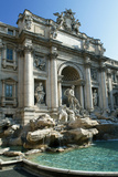 Trevi Fountain, Rome, Italy Photographic Print by David Noyes