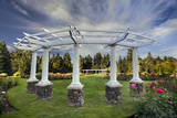Rose Garden, Manito Park, Spokane, Washington, USA Photographic Print by Charles Gurche