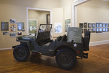 World War II Jeep, Little Rock, Arkansas, USA Photographic Print by Walter Bibikow
