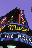 Christmas, Radio City Music Hall, Manhattan, New York, USA Photographic Print by Peter Bennett
