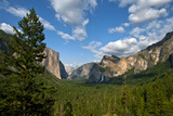Yosemite Valley, Yosemite National Park, California, USA Photographic Print by Jerry Ginsberg