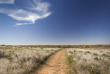 Washita Battlefield, Black Kettle National Grasslands, Oklahoma, USA Photographic Print by Walter Bibikow