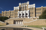 Little Rock Central High School NNS, Little Rock, Arkansas, USA Fotodruck von Walter Bibikow