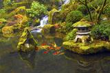 Portland Japanese Garden, Portland, Oregon, USA Photographic Print by Michel Hersen