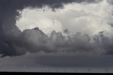 Storm Clouds over Power Lines, Iceland Photographic Print by  Jaynes Gallery