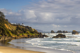 Indian Beach at Ecola State Park in Cannon Beach, Oregon, USA Photographic Print by Chuck Haney