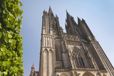 Coutances Cathedral, Coutances, Normandy, France Photographic Print by Walter Bibikow