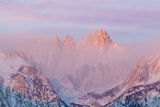 Sunrise on Mount Whitney, Lone Pine, California, USA Fotografie-Druck von  Jaynes Gallery