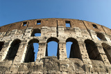 Flavian Amphitheater, Commonly Called the Colosseum, Rome, Italy Photographic Print by David Noyes