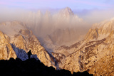 Sunrise on Mount Whitney, Lone Pine, California, USA Photographic Print by  Jaynes Gallery