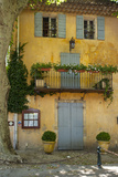 Home in Cucuron, Provence, France Photographic Print by Brian Jannsen