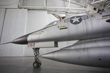 B-58 Hustler, Supersonic Nuclear Bomber, Ashland, Nebraska, USA Photographic Print by Walter Bibikow