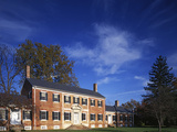 The Chatham Mansion, National Military Park, Virginia, USA Photographic Print by Charles Gurche