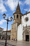 Church of St. John the Baptist in Tomar, Ribatejo, Portugal Photographic Print by Julie Eggers