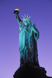 Statue of Liberty, New York, USA Photographic Print by Peter Bennett
