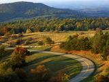 Charles Gurche - The Blue Ridge Parkway, Patrick County, Virginia, USA Fotografická reprodukce