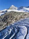 Mt. Grosser Geiger, Nationalpark Hohe Tauern, Salzburg, Austria Photographic Print by Martin Zwick