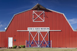Barn, Farm and Ranch Museum, Elk City, Oklahoma, USA Photographic Print by Walter Bibikow