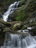 Crabtree Falls, Nelson Co, Virginia, USA Photographic Print by Charles Gurche