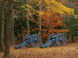 French Artillery, Colonial National Historic Park, Virginia, USA Photographic Print by Charles Gurche