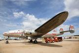 Lockheed L-049 'Constellation', Tucson, Arizona, USA Photographic Print by Jamie & Judy Wild
