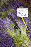 Bunches of Fresh Lavender for Sale, Saint Remy-De-Provence, France Photographic Print by Brian Jannsen