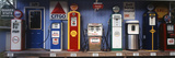 Littleton Historic Gas Station, New Hampshire, USA Photographic Print by Walter Bibikow