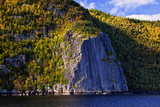 Early Morning Sail Along the Saguenay River, Canada Photographic Print by Joe Restuccia III
